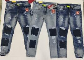Rough Look Denim Jeans