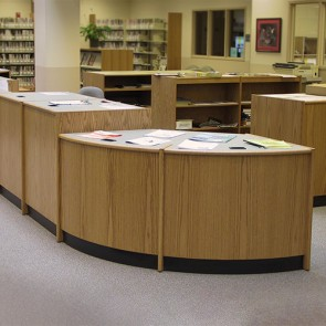 Circulation Desks Manufacturers from India