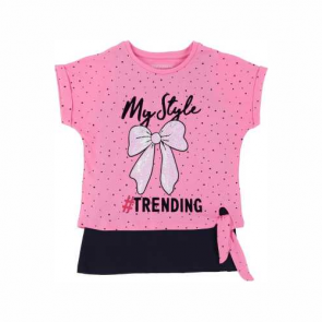 Girls T-Shirts Manufacturers from India