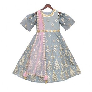 Kids Anarkali Suits Manufacturers from India
