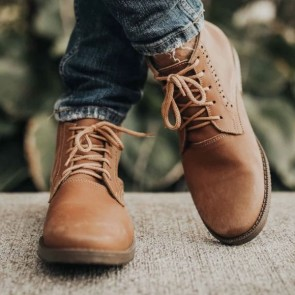 Men Leather Boots Manufacturers from India
