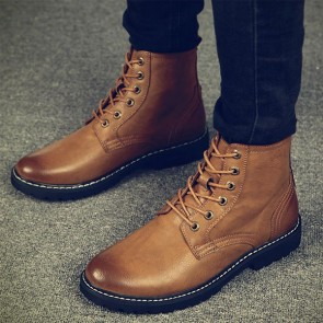 Men Winter Shoes Manufacturers from India