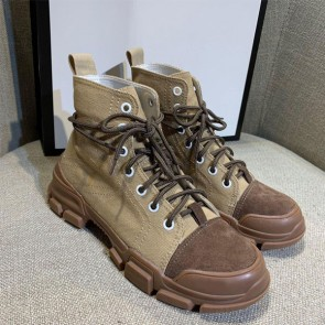 Men Canvas Boots Manufacturers from India