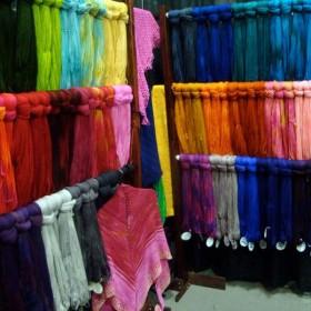 Textiles, Yarns & Fabrics