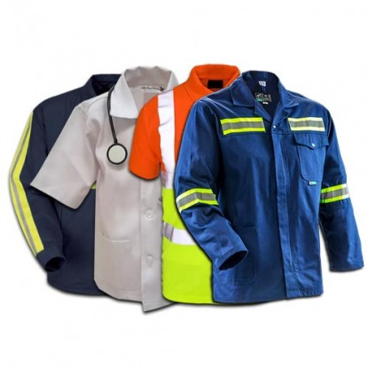 Industrial Uniforms & Safety Wear Manufacturers from India