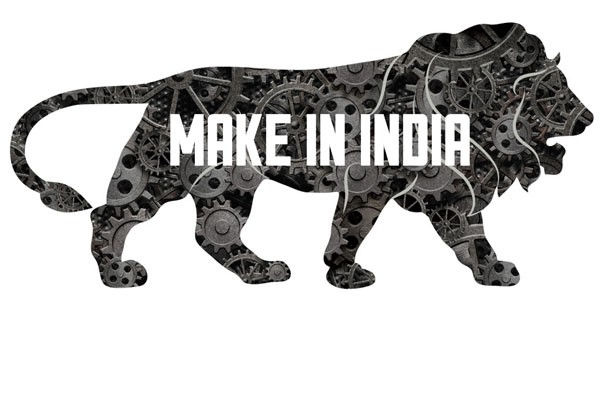 Make in India- A Lion's Step